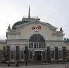 Железнодорожные вокзалы в Ремонтном